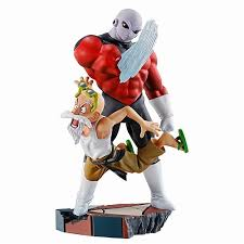 DRAGON BALL SUPER DISPLAY MINI DIORAMAS JIREN & MUTENROSHI