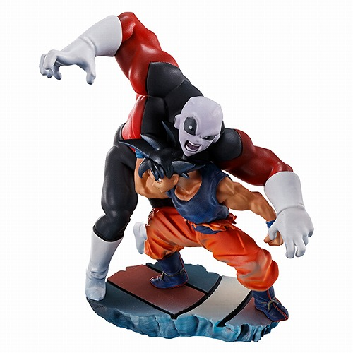DRAGON BALL SUPER DISPLAY MINI DIORAMAS SON GOKU & JIREN