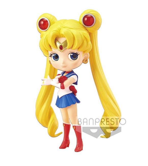 35912 SAILOR MOON QPOSKET SAILOR MOON BUNNY