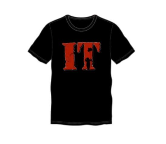 "IT CAMISETA IT LOGO TALLA ""L"""