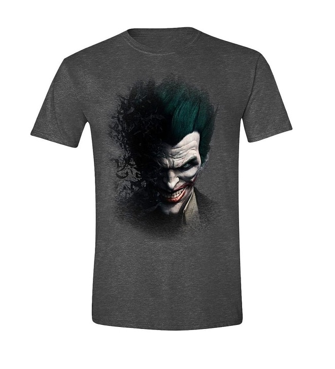 "BATMAN ARKHAM ORIGINS CAMISETA THE JOKER TALLA ""M"""
