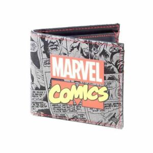 MARVEL COMICS CARTERA MARVEL LOGO