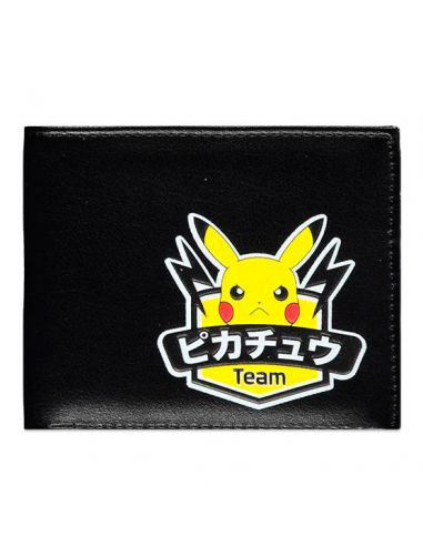 PIKACHU CARTERA POKEMON