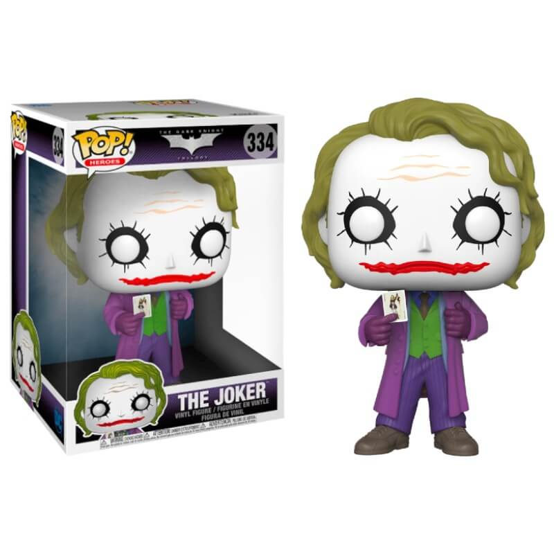 BATMAN JOKER HEATH LEDGER 25 CM FIGURA POP
