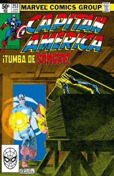MARVEL FACSÍMIL: CAPTAIN AMERICA 253