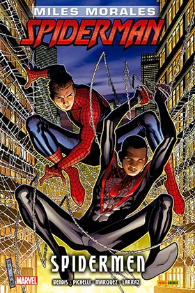 MILES MORALES SPIDERMAN INTEGRAL 02