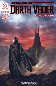 STAR WARS: DARTH VADER LORD OSCURO 23 (DE 25)