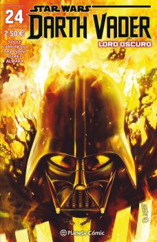STAR WARS: DARTH VADER LORD OSCURO 24 (DE 25)