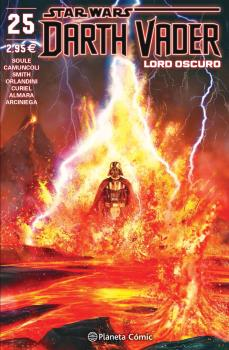 STAR WARS: DARTH VADER LORD OSCURO 25 (DE 25)