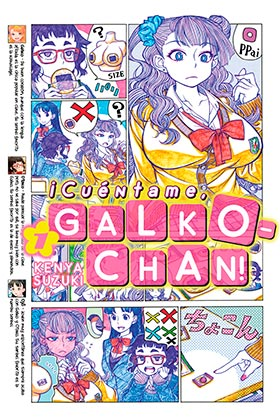 ¡CUENTAME, GALKO-CHAN! 01