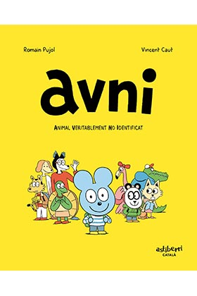 AVNI 01. ANIMAL VERITABLEMENT NO IDENTIFICAT