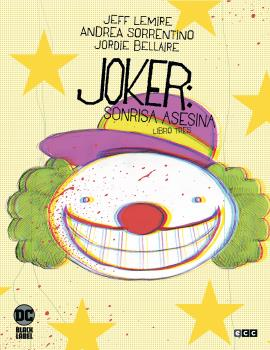 JOKER: SONRISA ASESINA VOL. 3 DE 3 (BLACK LABEL)
