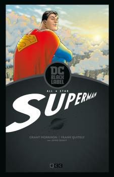 ALL STAR SUPERMAN (BLACK LABEL)