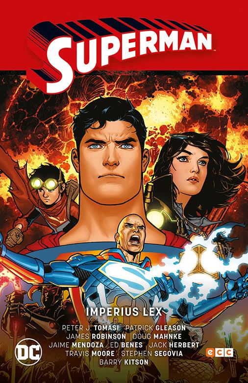 SUPERMAN VOL. 07: IMPERIUS LEX