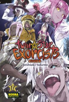 TWIN STAR EXORCISTS: ONMYOUJI 17