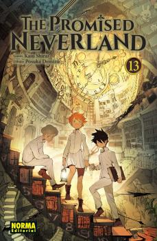 THE PROMISED NEVERLAND 13 (ED. ESPECIAL ARTBOOK)