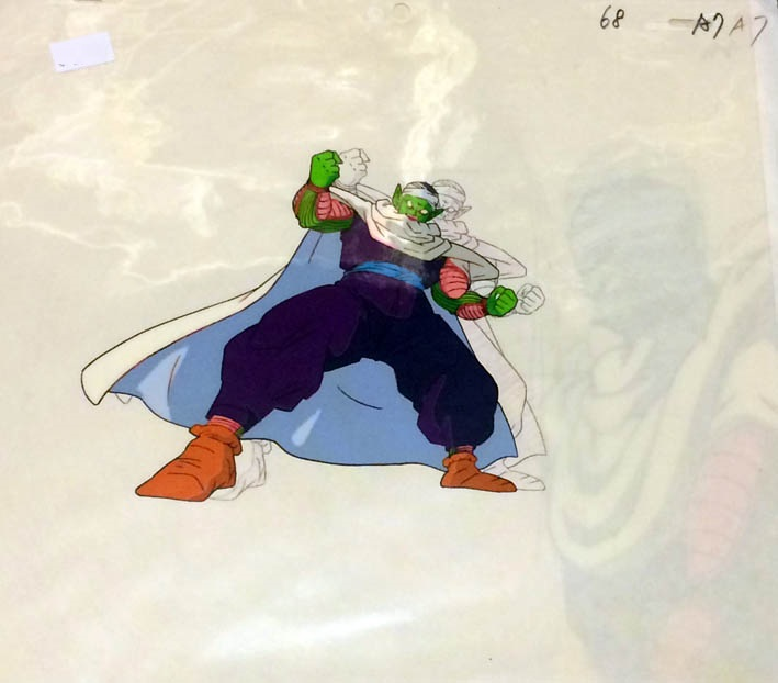 DRAGON BALL CEL DRAGON BALL Z PICCOLO