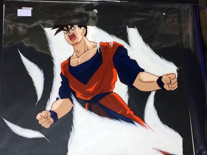 DRAGON BALL CEL DRAGON BALL Z SON GOHAN