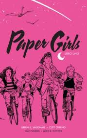PAPER GIRLS INTEGRAL 01