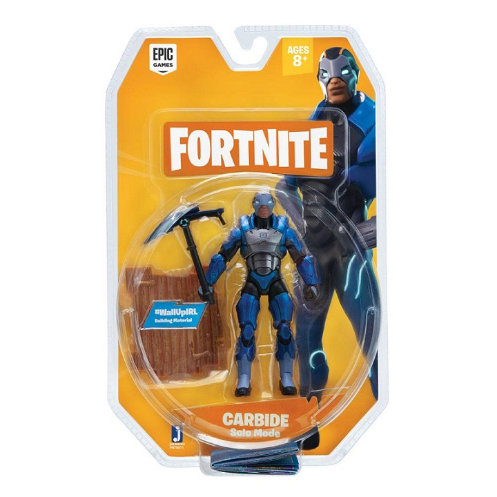 FORTNITE SOLO MODE CARBIDE