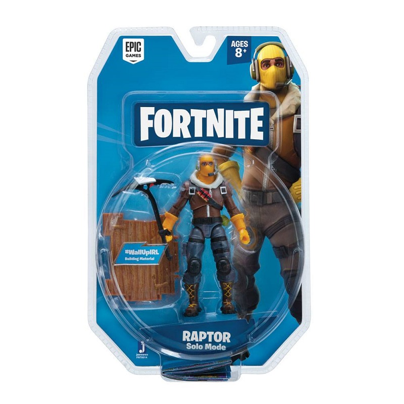 FORTNITE SOLO MODE RAPTOR