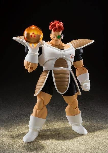 DRAGON BALL Z S.H. FIGUARTS RECOOM GINYU FORCE