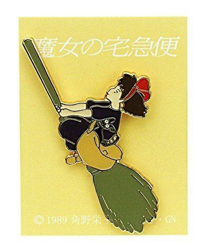 STUDIO GHIBLI PIN NICKY ESCOBA