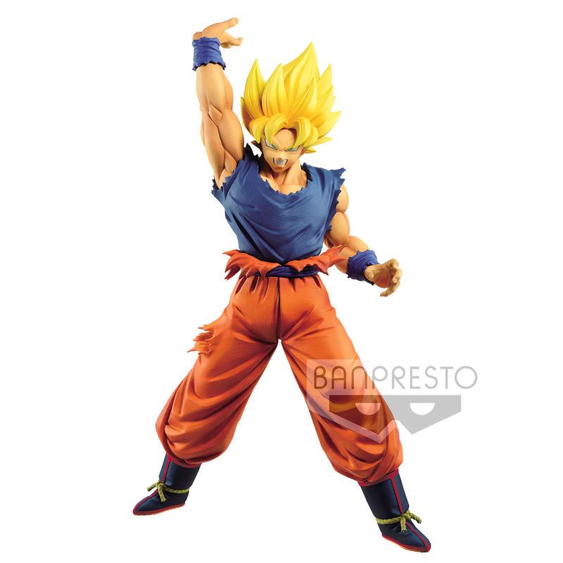 16519 DRAGON BALL MAXIMATIC SUPER SAIYAN SON GOKU