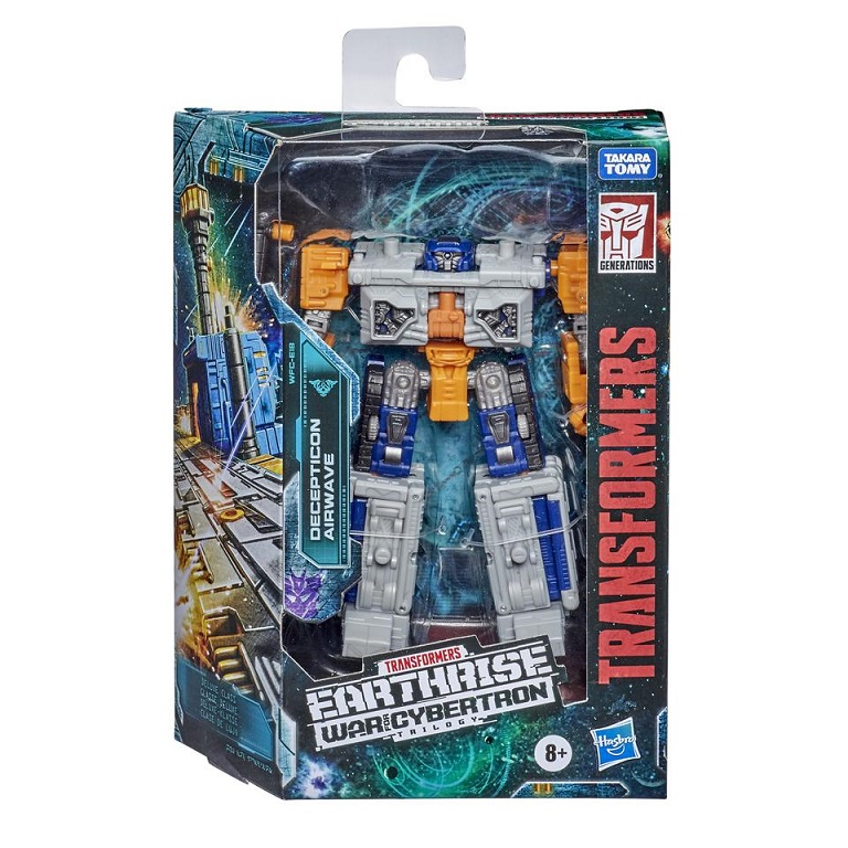 TRANSFORMERS GENERATIONS WAR FOR CYBERTRON TRILOGY: EARTHRISE AIRWAVE