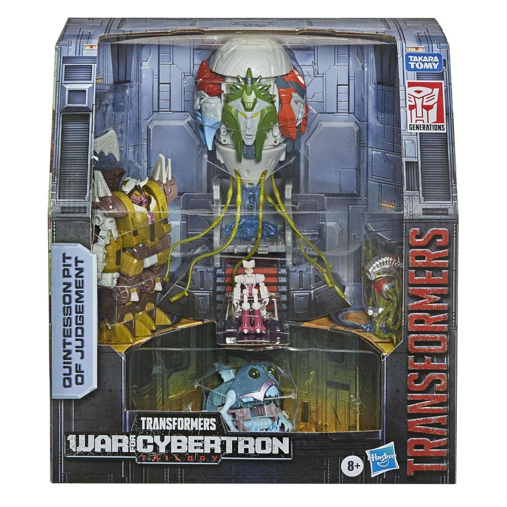 TRANSFORMERS GENERATIONS WAR FOR CYBERTRON TRILOGY: QUINTESSON PIT OF JUDGEMENT