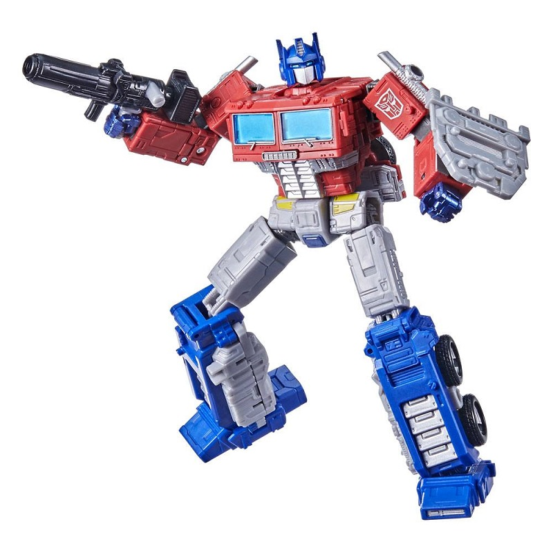 TRANSFORMERS GENERATIONS WAR FOR CYBERTRON TRILOGY: KINGDOM OPTIMUS PRIME