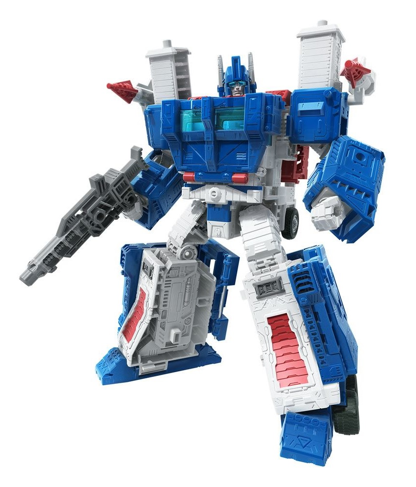 TRANSFORMERS GENERATIONS WAR FOR CYBERTRON TRILOGY: KINGDOM ULTRA MAGNUS