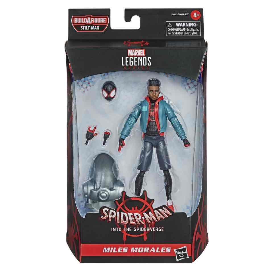 MARVEL LEGENDS MILES MORALES