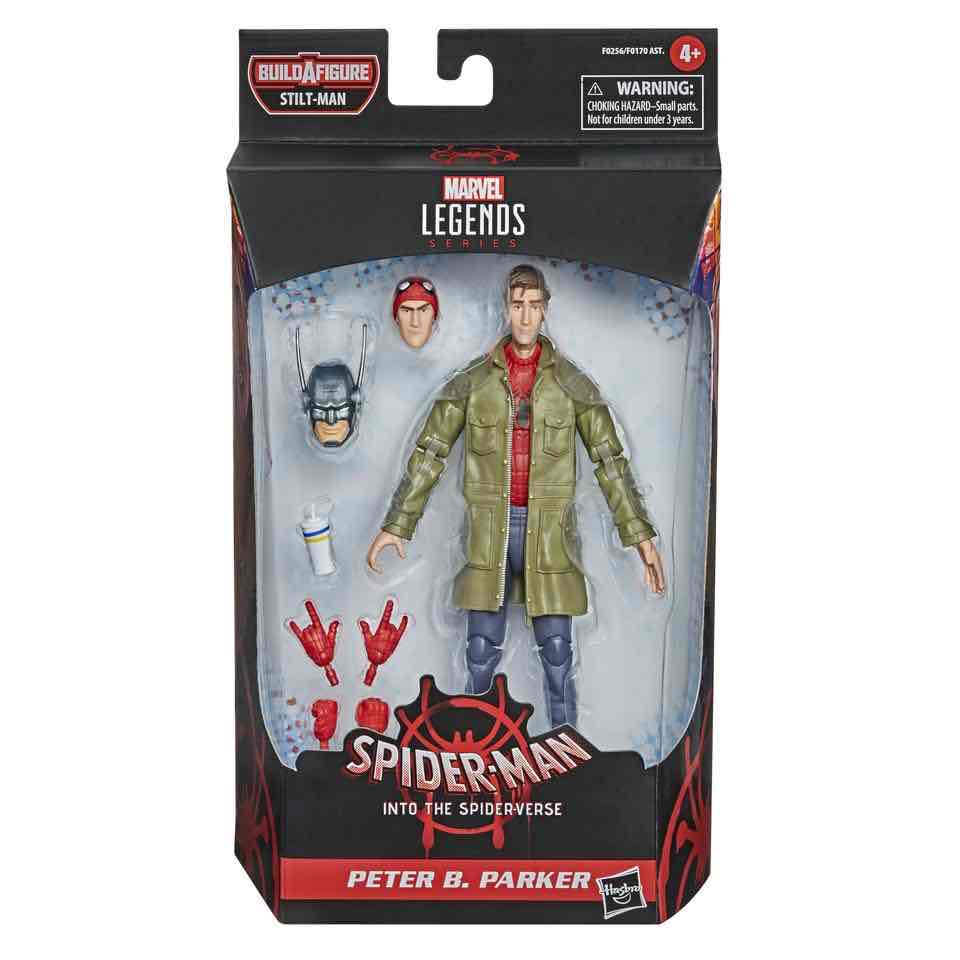 MARVEL LEGENDS PETER B. PARKER