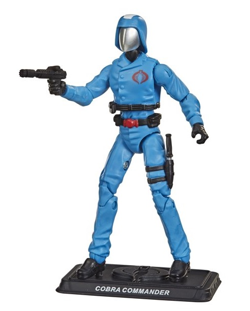 GI JOE RETRO SERIES COBRA COMMANDER