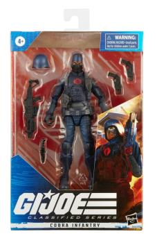 GI JOE CLASSIFIED SERIES COBRA INFANTRY