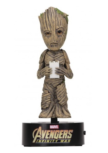MARVEL BODY KNOCKERS GROOT