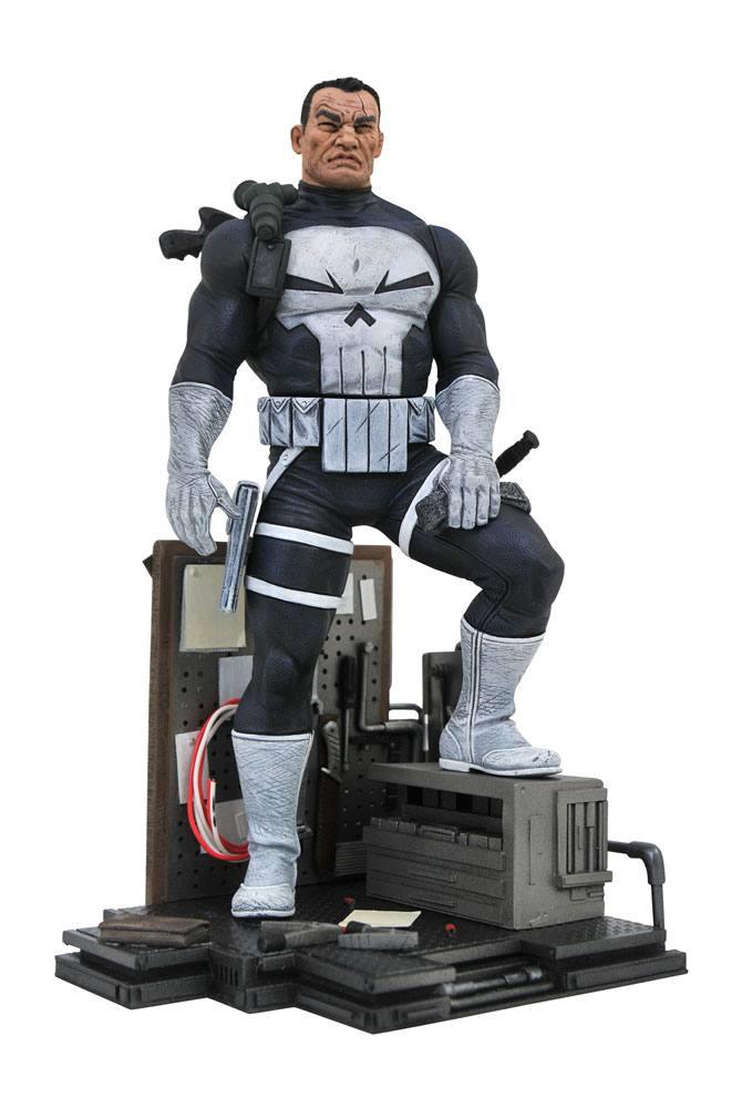 MARVEL GALLERY DIORAMA THE PUNISHER