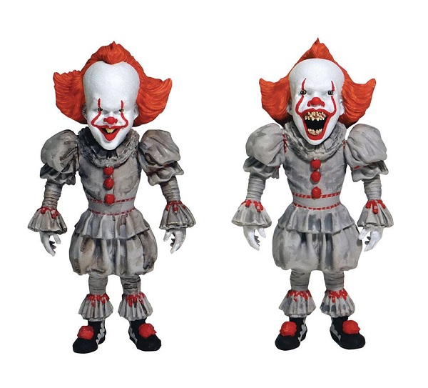 IT PACK 2 MINIFIGURAS D-FORMZ PENNYWISE 5CMS