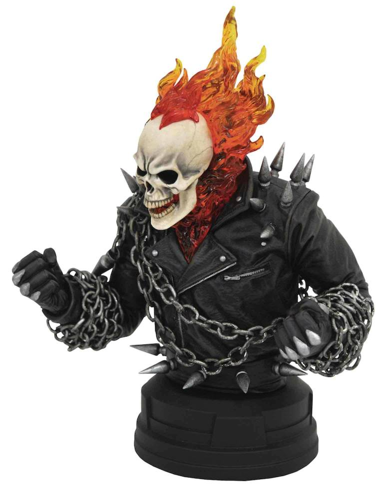 GHOST RIDER BUST 1/6 SCALE