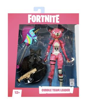 FORTNITE ACTION-FIGURE CUDDLE TEAM LEADER