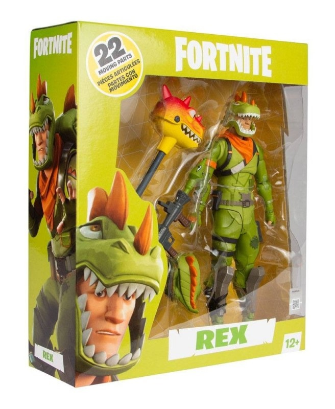 FORTNITE ACTION-FIGURE REX