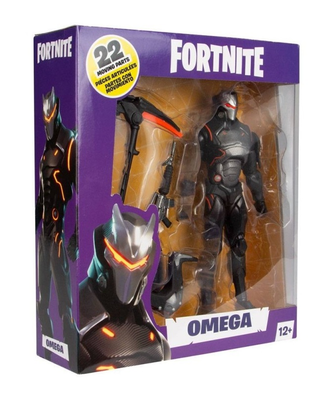FORTNITE ACTION-FIGURE OMEGA