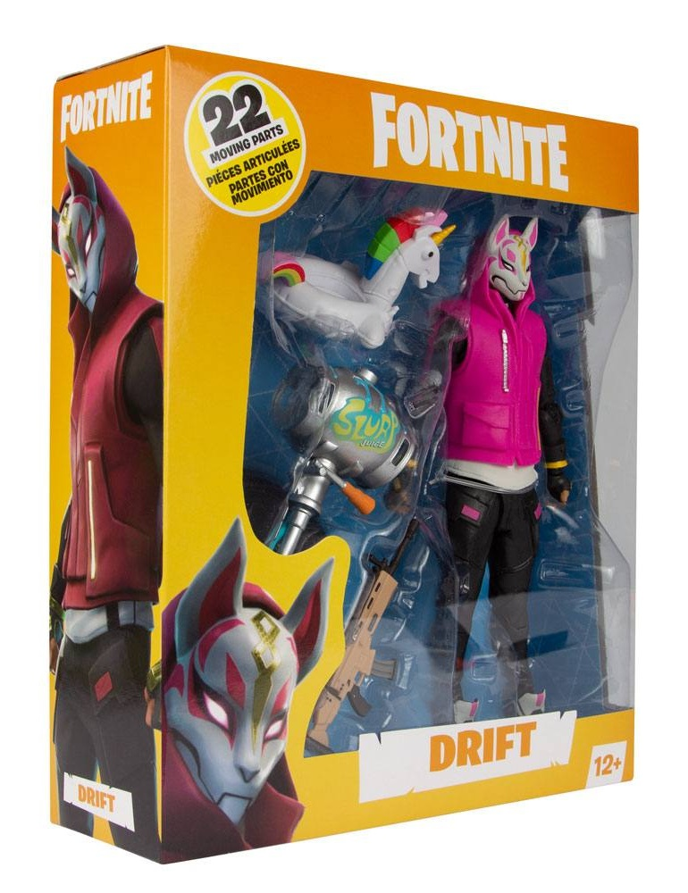 FORTNITE ACTION-FIGURE DRIFT