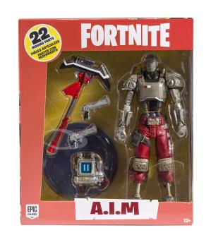 FORTNITE ACTION-FIGURE A.I.M