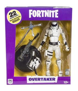 FORTNITE ACTION-FIGURE OVERTAKER