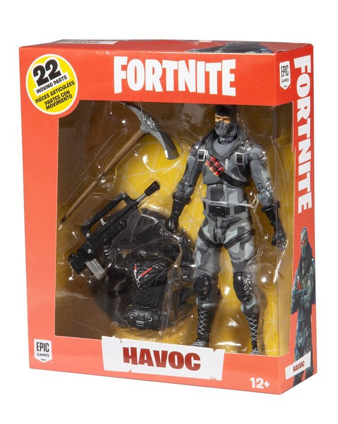 FORTNITE ACTION-FIGURE HAVOC