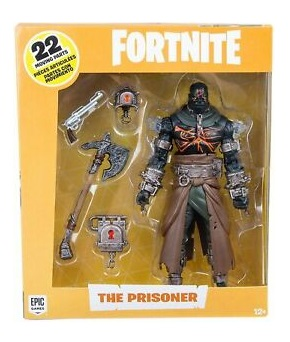 FORTNITE ACTION-FIGURE THE PRISONER