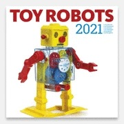 TOY ROBOTS CALENDARIO 2021