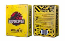 JURASSIC PARC WELCOME KIT